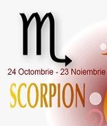 Scorpion horoscop lunar