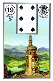 turnul in Lenormand