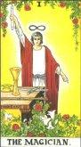 1 - Magicianul - The Magician