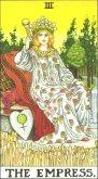 3 - Imparateasa - The Empress  in tarot