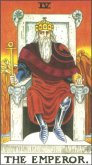 4 - Imparatul - The Emperor  in tarot