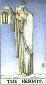 9 - Eremitul - The Hermit