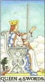 Regina de Spade - Queen of Spades